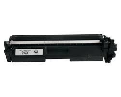 Toner-Patrone rebuilt HP CF294X/94X) Black, HP LaserJet Pro M 118 dw, MFP M 148 dw, MFP M 148 fdw, MFP M 148 fw