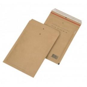 100 Stück Luftpolster-Versandtaschen, Typ C13, braun, 10 g